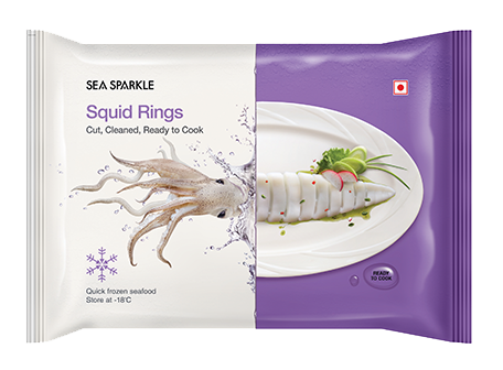 Squid Rings Pouch